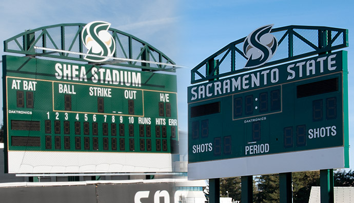 SOCCER AND SOFTBALL RECEIVE NEW SCOREBOARDS