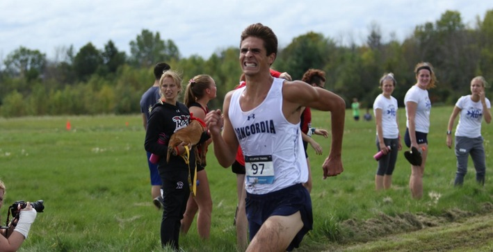Reese paces Men's Cross Country at Blugold Invitational