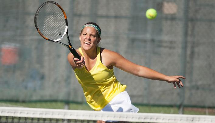 Women's Tennis on Spring Break - Blugolds Wrap up Trip with Two More Wins