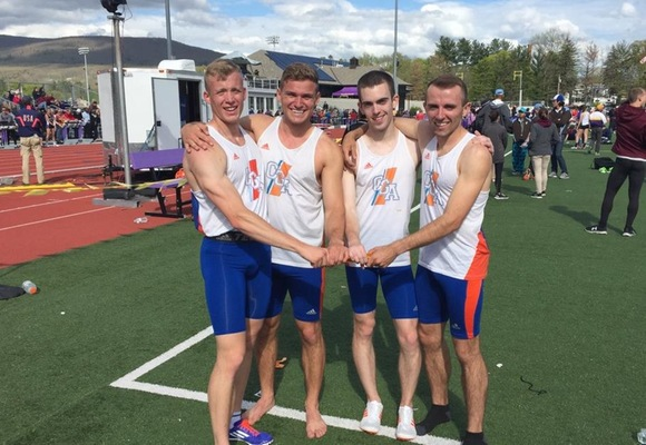 4x800 Captures New England Title