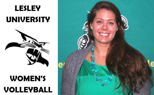 Lesley Names Stimson as Head Women's Volleyball Coach