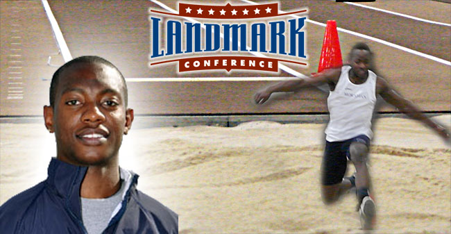 Joint Wins 4th Landmark Athlete of the Week Honor