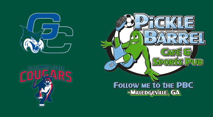 "Columbus State, Georgia College Announce ""Battle for the Pickle Barrel"""