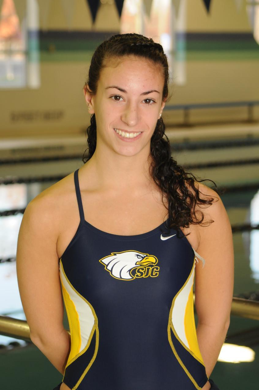 2013 14 Swim Team St Joseph 39 S College Long Island Golden Eagles