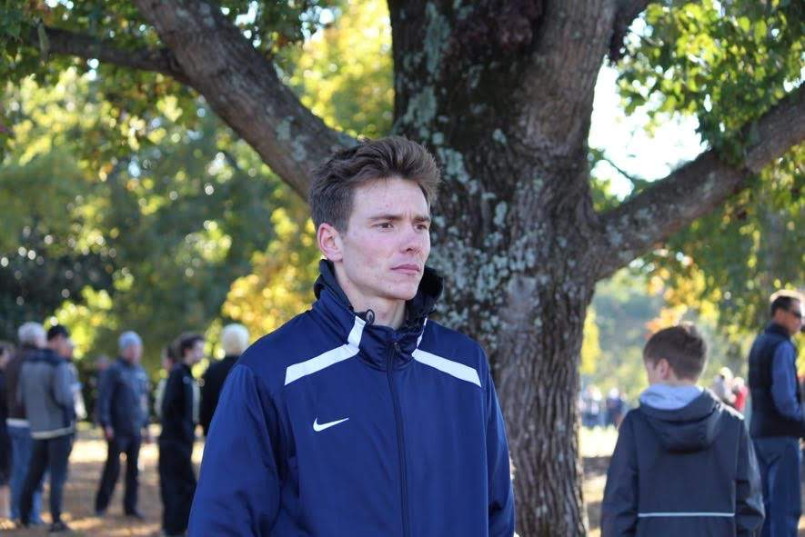 Greer Gears up to Run in Cross-Country National Championships