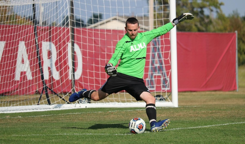 Men's Soccer Drops Game at Centre College
