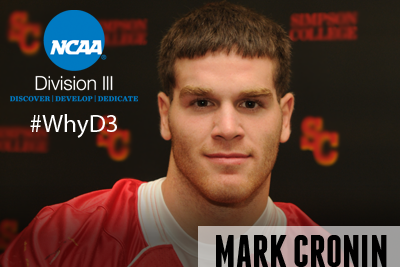 Division III Week Profile - Mark Cronin