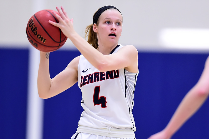 Behrend Falls to Mt. Aloysius in Women's Basketball
