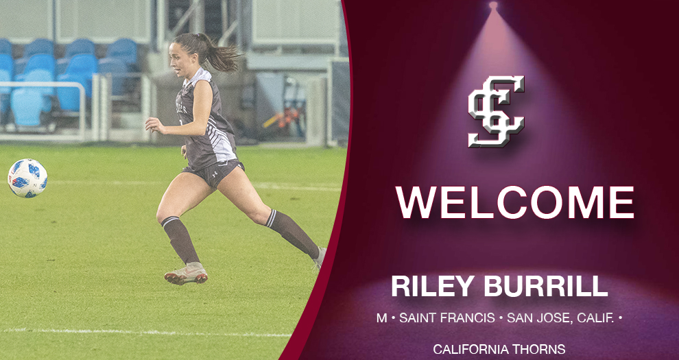 Meet the Future of Women's Soccer: Riley Burrill