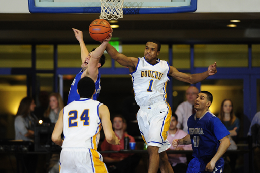 Goucher Drops Holiday Tournament Opener to Eastern