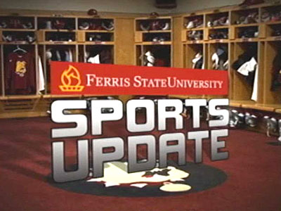 Ferris Sports Update TV - Garrett Simons