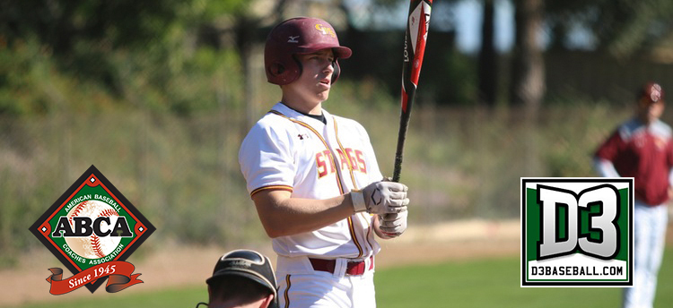 CJ Novogradac (CMC) was named All-Region by ABCA and D3baseall.com.