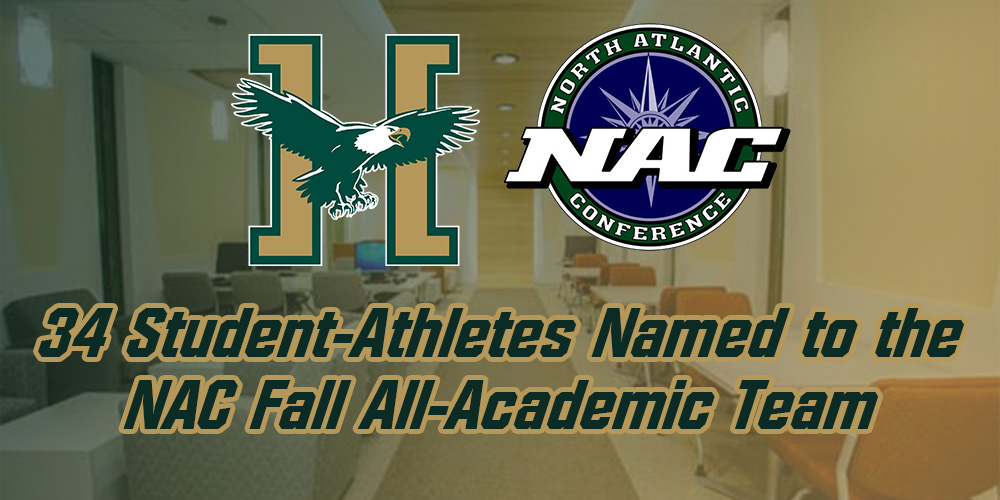 34 Eagles Named to Fall 2017 NAC All-Academic Team