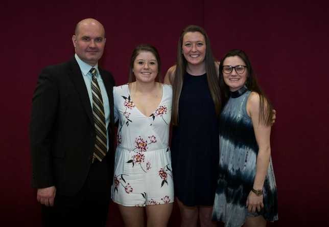 Norwich University women's ice hockey All-Americans
