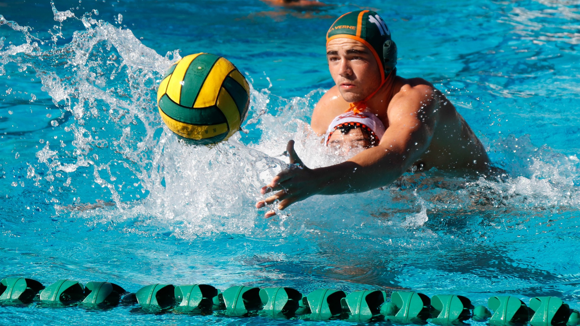 Men's Water Polo Starts IE Classic 2-0