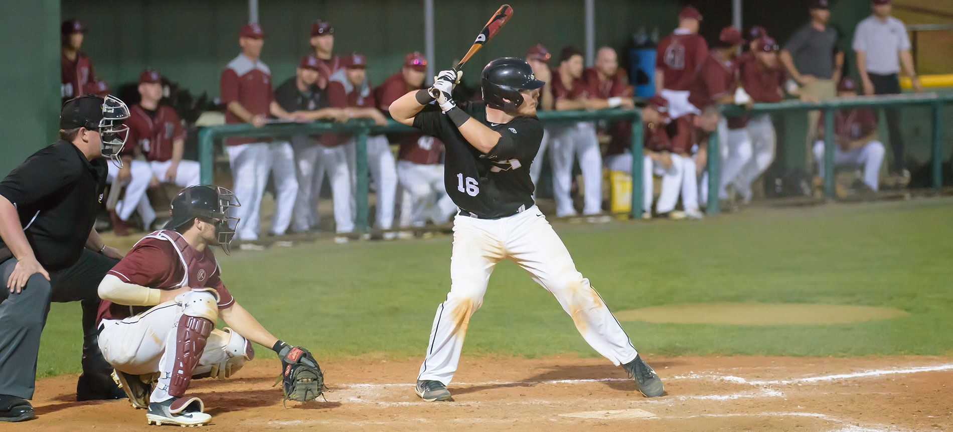 Trojans Drop Doubleheader at Catawba