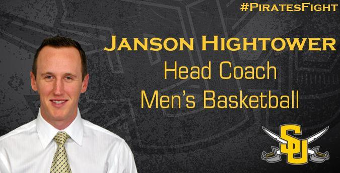 Hightower named as head men's basketball coach