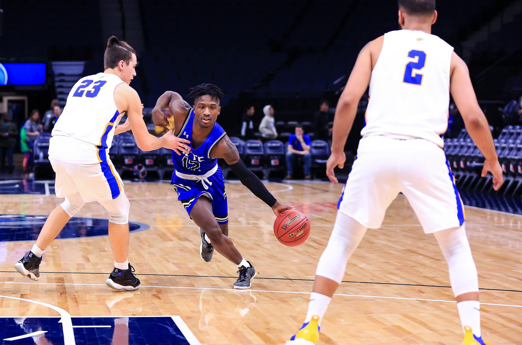 DCTC Falls to Bay College