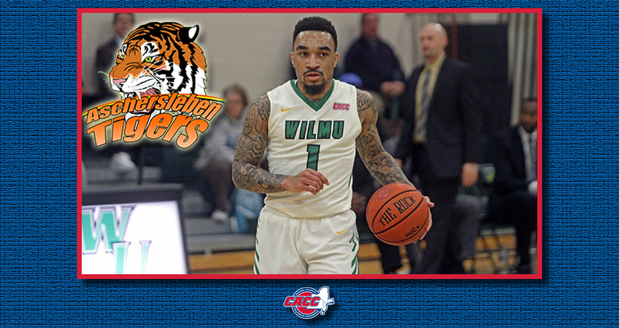 WilmU's Tyaire Ponzo-Meek Signs Professional Contract in Germany
