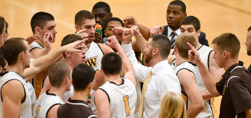 Men's Basketball Team Seeks an Even Better Second Half of its Season