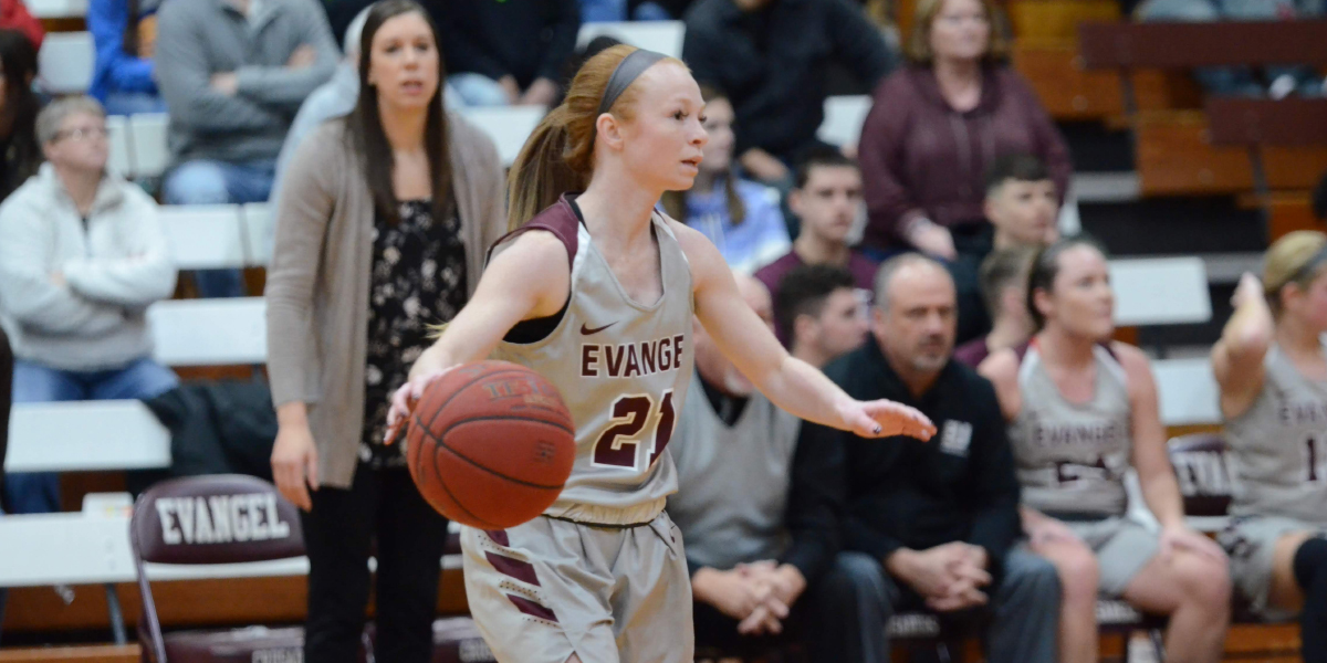 Evangel Women Stumble in Cold Night at No. 23 Central Methodist