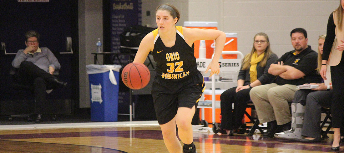 Women's Basketball Clamps Down On Lake Erie, 83-50