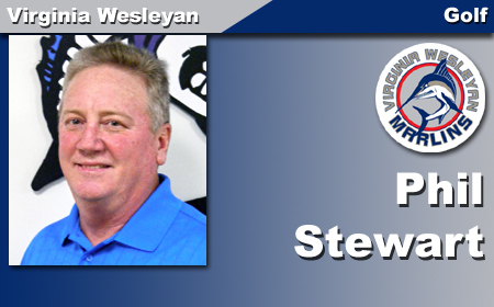 VWC Selects Stewart as Golf Coach