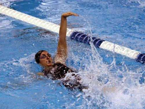 Swimming & Diving Championships Set for This Weekend