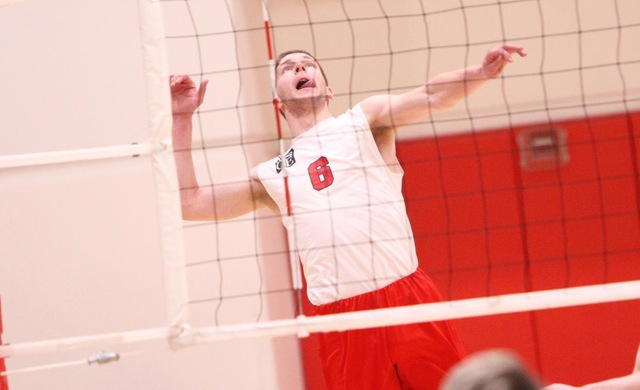 Men's Volleyball Claims Two Five-Set Wins on Opening Day