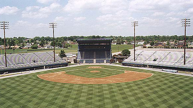 Rhodes Selected To Host 2012 NCAA Baseball Central Regional