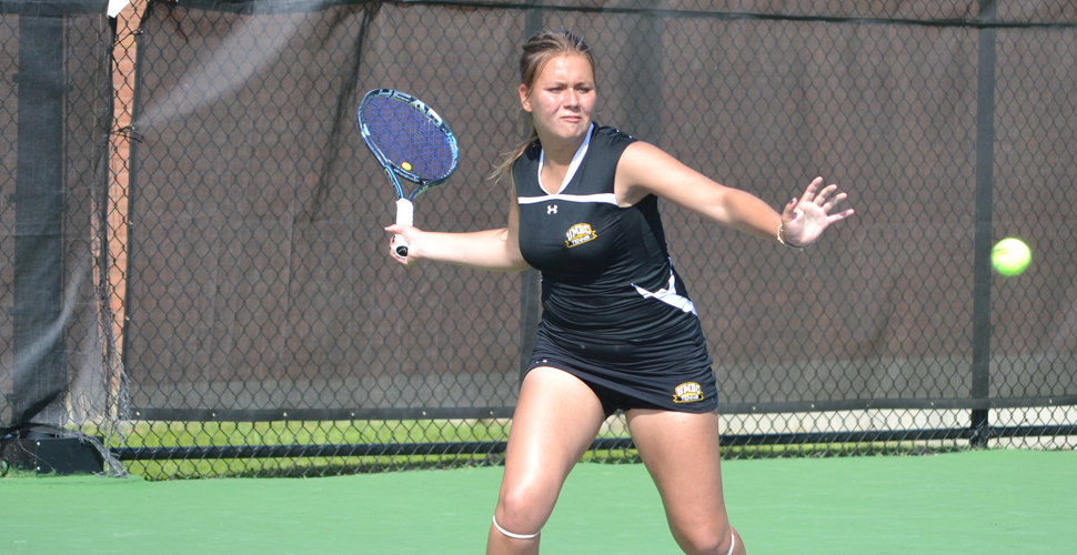 Women's Tennis Edged By Cornell, 5-2