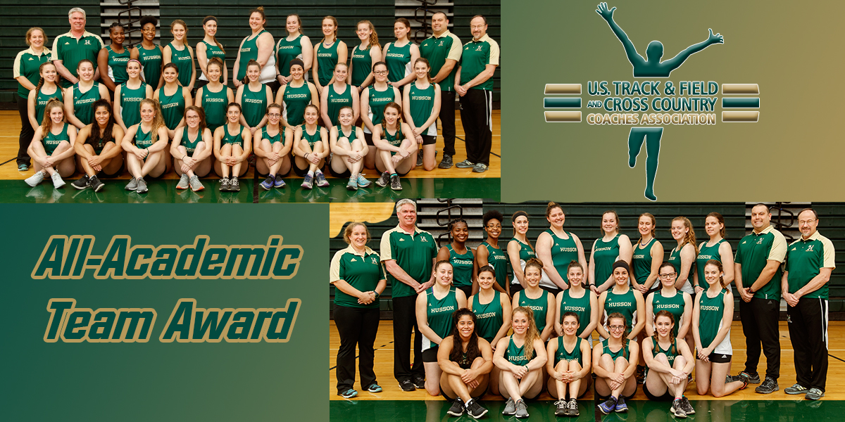 Women's Track & Field Program Named to USTFCCCA All-Academic Team for the Sixth Straight Year