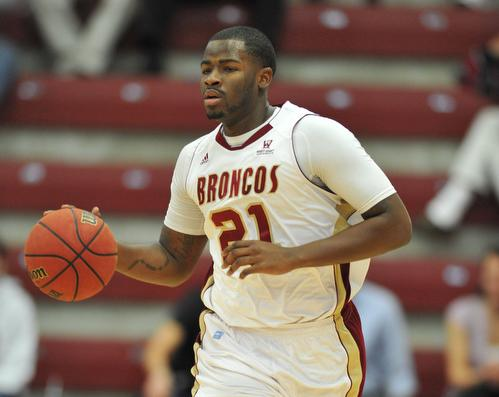 Broncos Down Pacific in OT To Move to 5-0 at Home; Foster Ties Season High With 26 Points