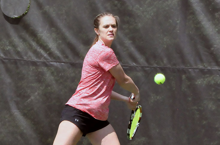 Women's Tennis: Panthers sweep Berea 9-0 for third straight win