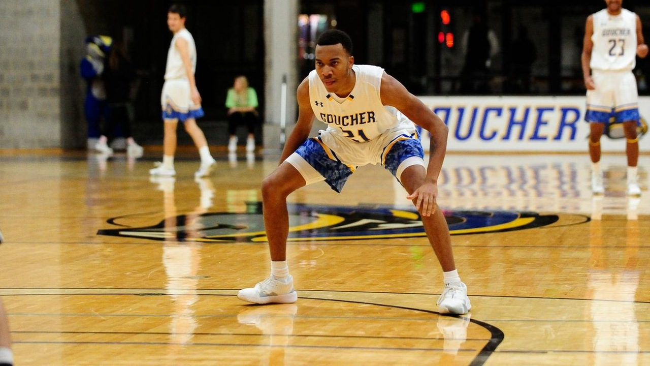Goucher Men's Basketball Can't Hold Off Susquehanna After Strong Start To The Game