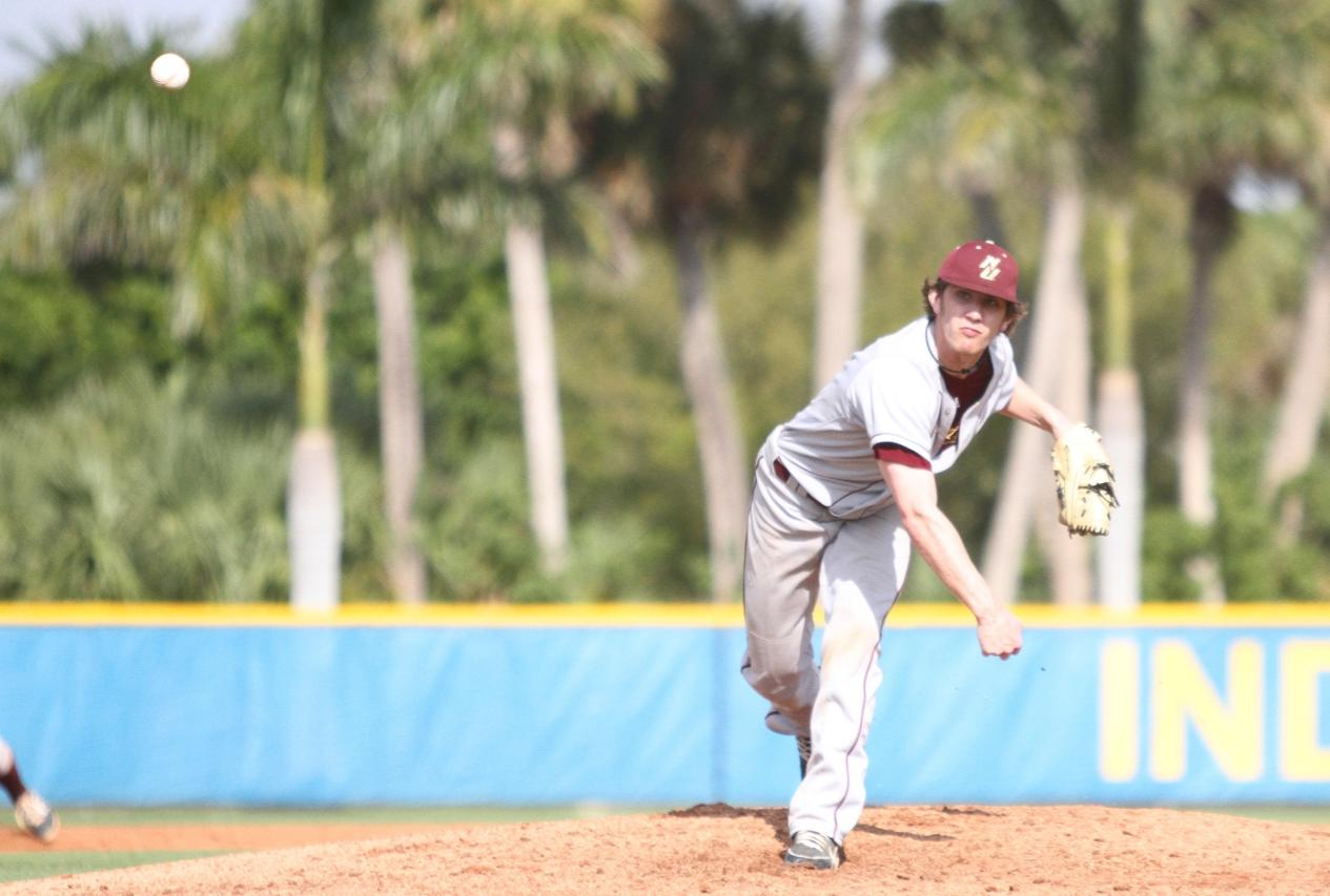 Baseball: Cadets split twinbill with Lions