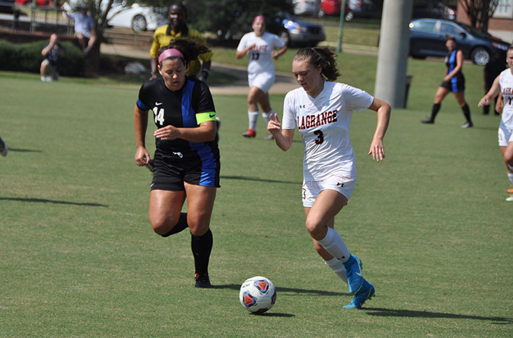 Women's Soccer: Brevard downs Panthers 2-0