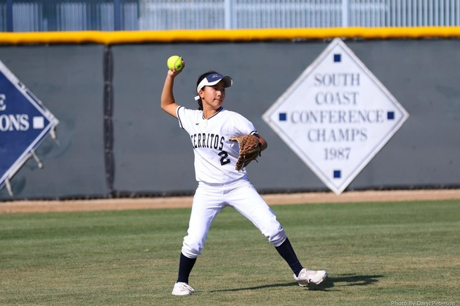 File Photo: Emma Wolff drove in a pair of runs in the Falcons loss