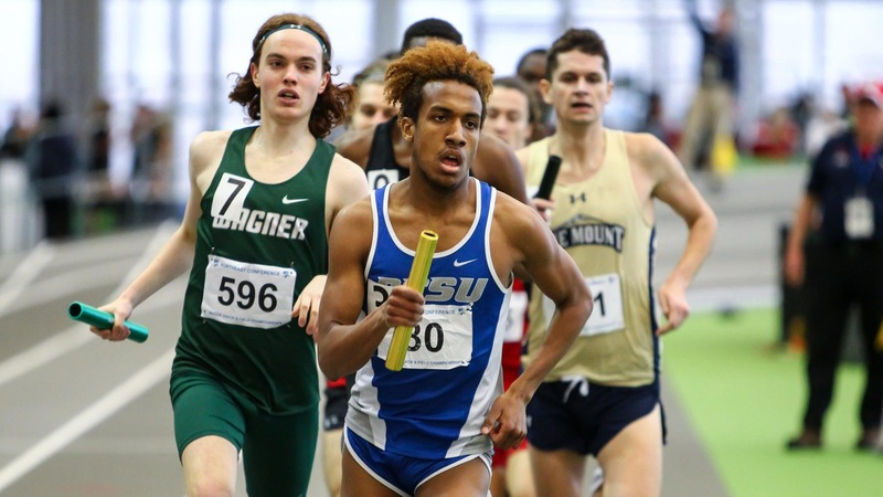 Men's Track Wins Eight Events at Ramapo
