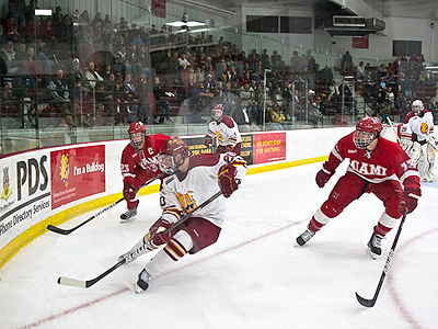 #14 Ferris State Hockey Beats #10 Miami (Ohio)