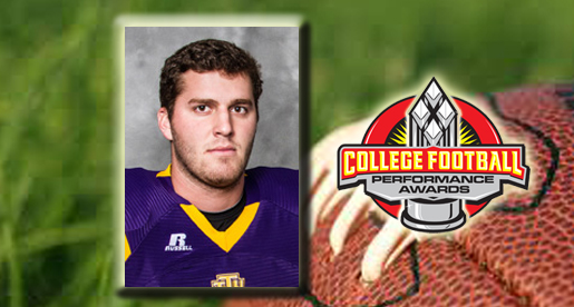 He does it again: Chad Zinchini National FCS Punter of the Week