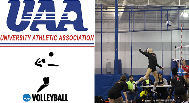 Emory University to Host UAA Volleyball Championship; Carnegie Mellon Seeded First