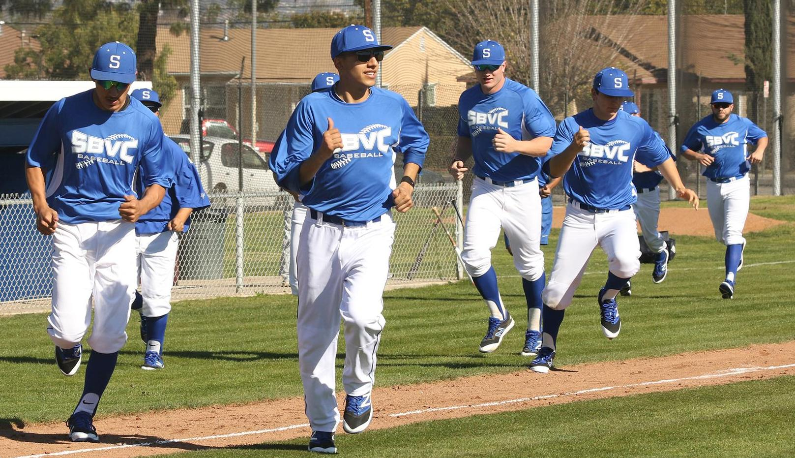 SBVC Baseball collects 600th career victory for Mierzwik, beats Rams 8-1