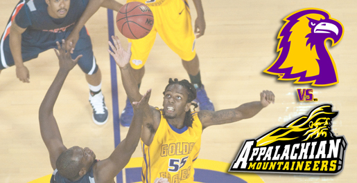 Men's basketball to take on Appalachian State in Tuesday's 2010-11 home opener