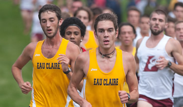Men's Cross Country Names Recipients of Team Awards