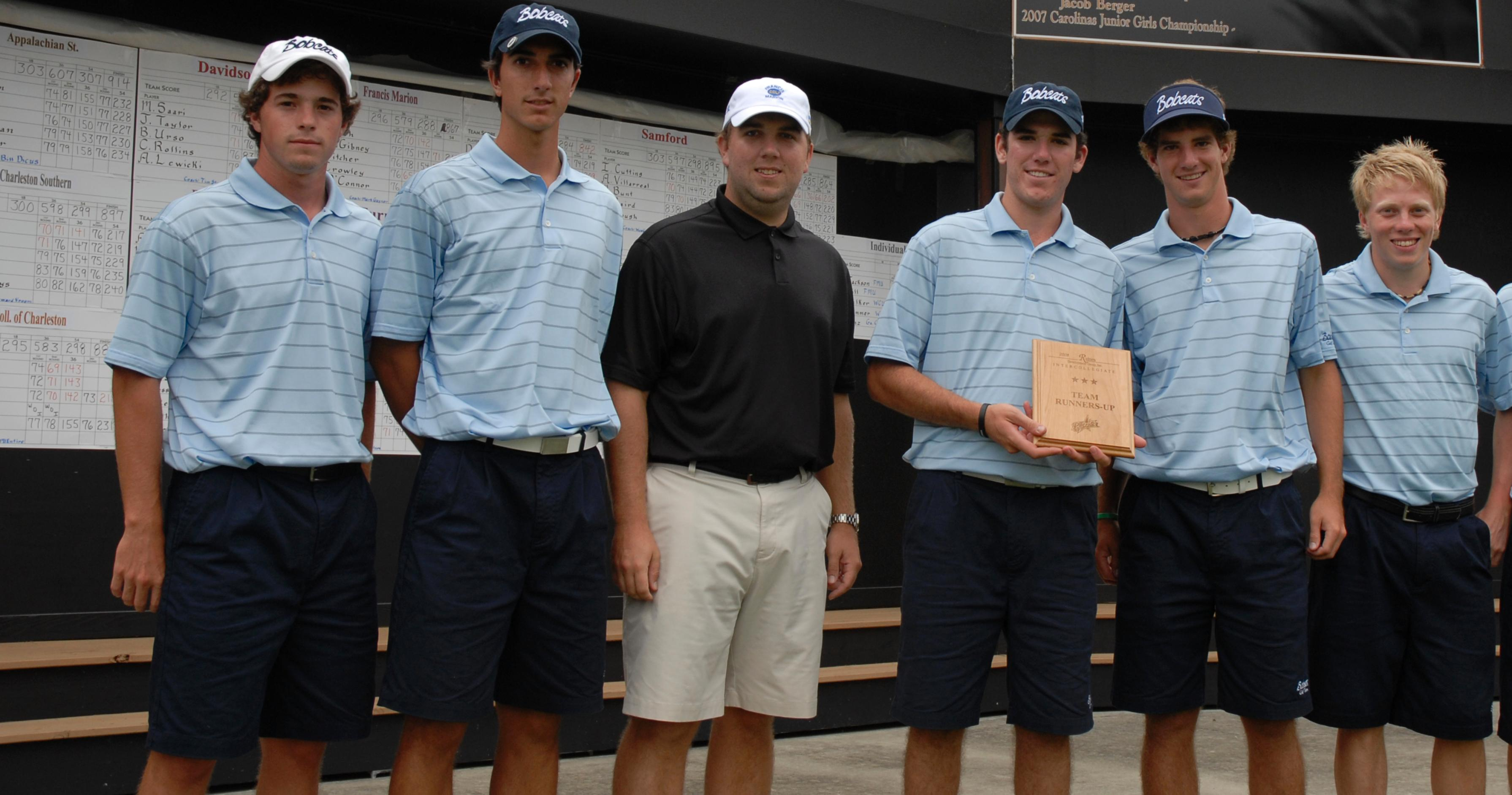 Georgia College Golf Team Slotted #2 in Nation