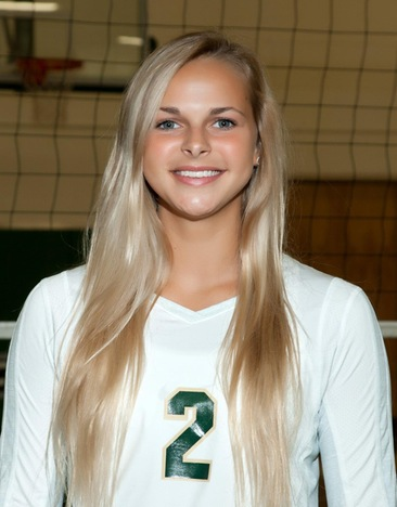 Liza Doppler Selected Mon-Dak Volleyball Player of the Week