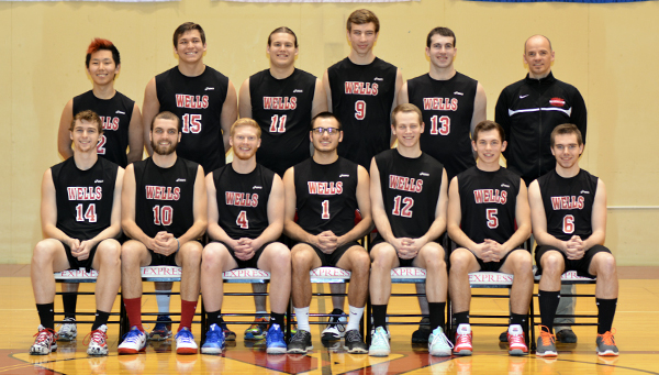 Men's Volleyball Defeats Hilbert, Loses To No. 15 Elmira