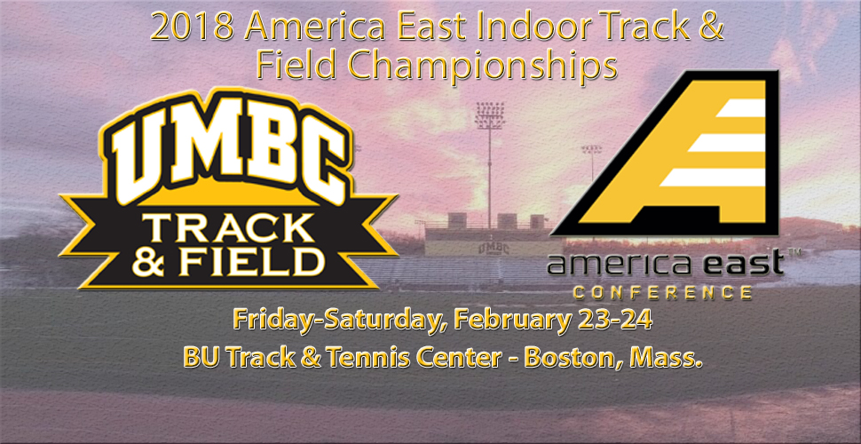Track and Field Travels to Boston for the 2018 America East Indoor Championships