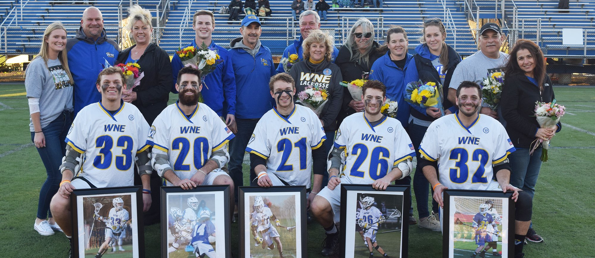 Western New England Celebrates Senior Night with 19-8 Victory over Salve Regina